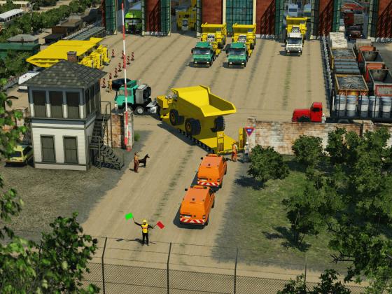 Auflösung des Spoilers meines Fahrzeugfriedhofes