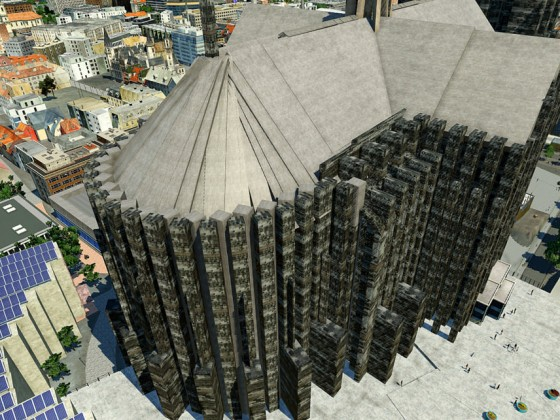 Köln / 2050 Kölner Dom