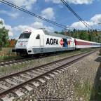 BR 101 AGFA mit EC