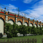 An der Wiener Stadtbahn