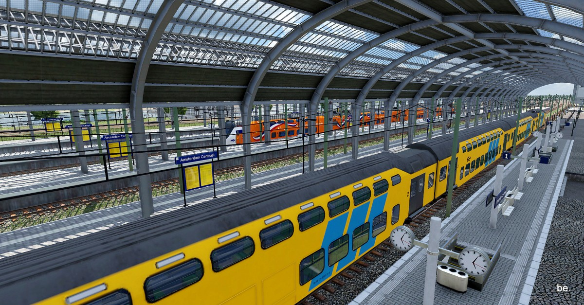 Amsterdam Cenraal Station