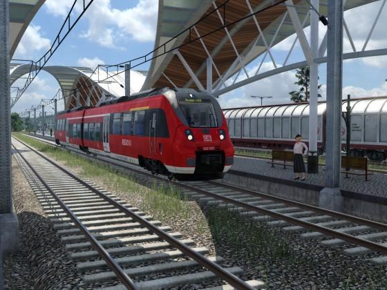 S-Bahnverkehr um Dresden