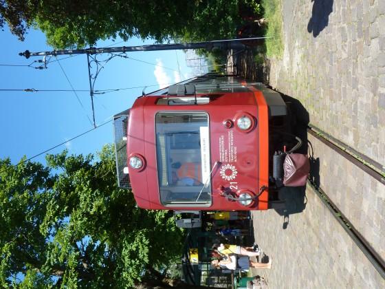 Rittner Bahn in Oberbozen