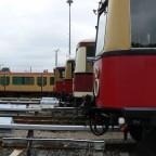 Altbaureihen Berliner S-Bahn