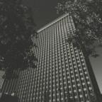 Skyscraper in 50s
