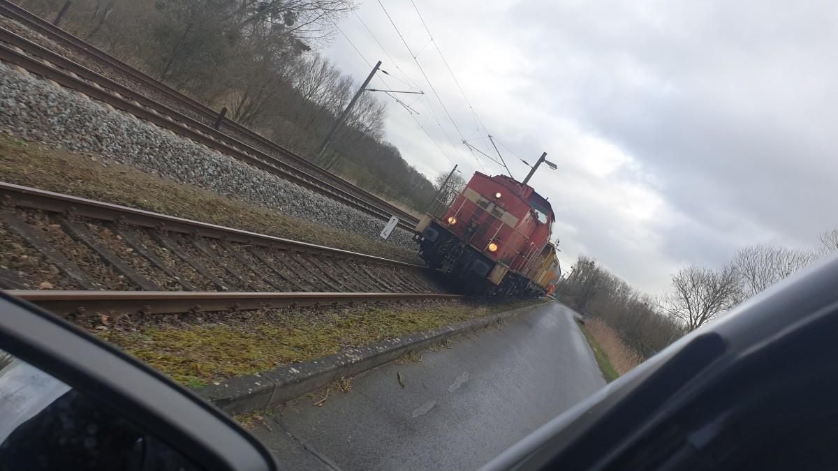 BR298 bei Lalendorf