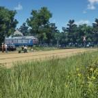 DR1A near the village