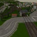 Hauptbahnhof der Museumsbahn