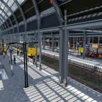 Bahnhof Den Haag HS