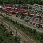 Nichts für Bahnliebhaber :(