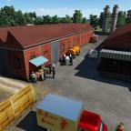 kleiner Biomarkt