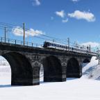 "ÖBB 4010 am ""niederen Viadukt"""