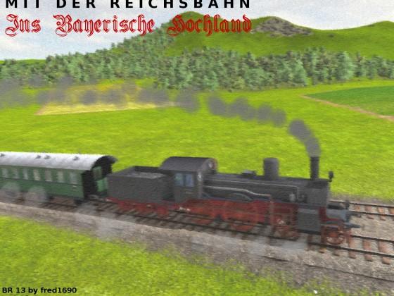 preußische S3 bzw. BR 13
