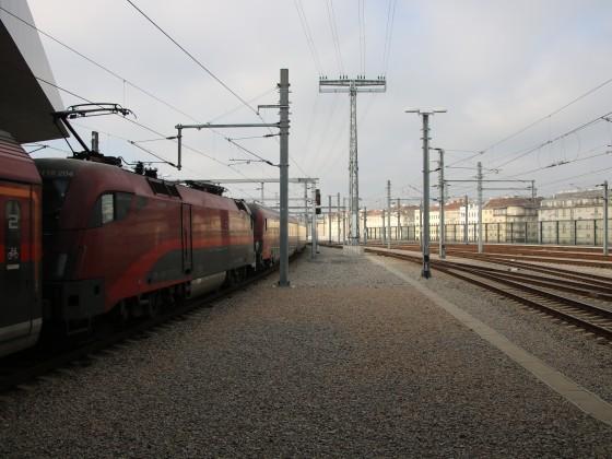 RJ-Doppel verlässt Wien HB