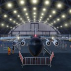 Chartered Aviation Hangar