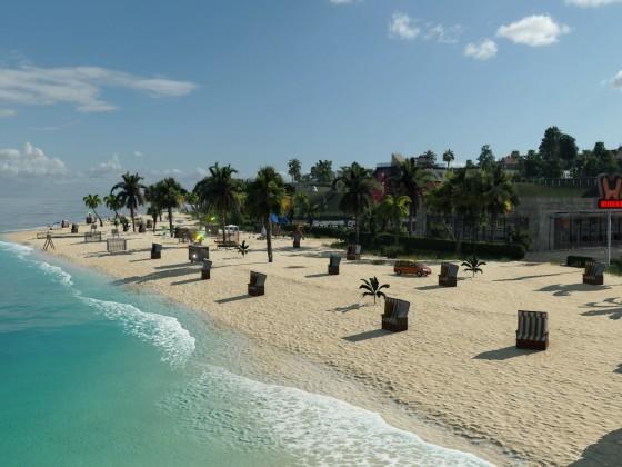 Hotel, Strand, Wasser ... noch Fragen?