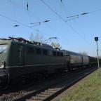 BR 140 der Bayern Bahn