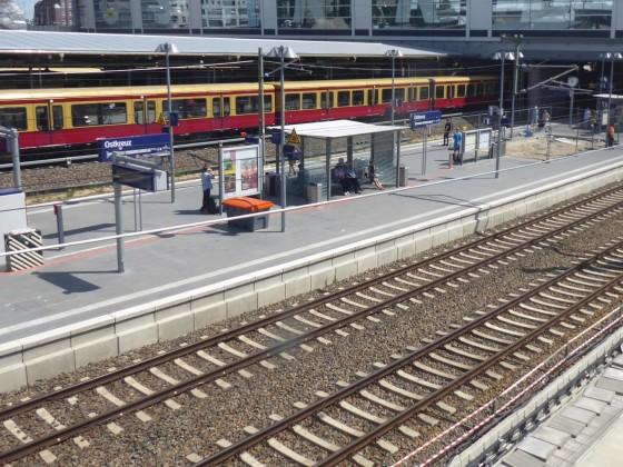 Berlin Ostkreuz Regionalbahnsteig Ru 1