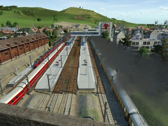 Trainspotting am Tag des Historischen Rollmaterials