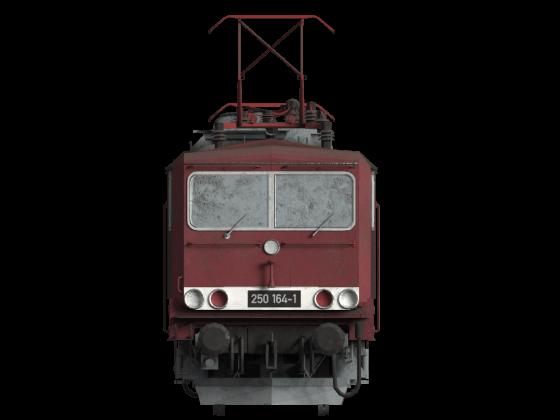 Baureihe 250 für Transport Fever (WIP)