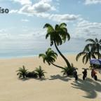 """Strand auf """"Islas paraíso"""""""