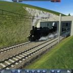 Bilder zu den Eröffnungsfahrten zur Eröffnung der Semmering Neubaustrecke