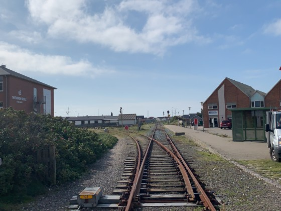Midtjyske Jernbaner - Thyborøn Station