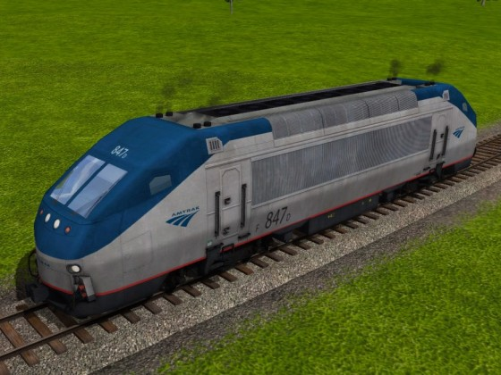 Amtrak HHP-8d Diesel (Beta)