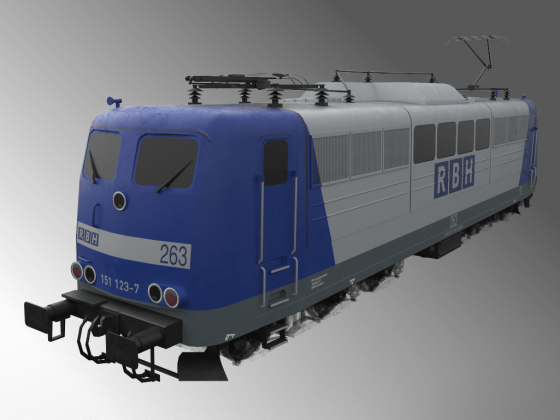 BR 151 RBH