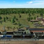 Kohlebergwerk