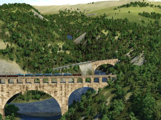 Grosses Viadukt 1