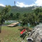 Park am ehemaligen Feuerweiher
