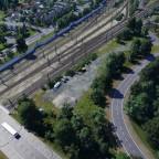 Baufortschritt Güterbahnhof Seelze und Umgebung....