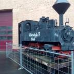 Schmalspurlokomotive