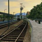 Ausfahrt aus Singstetten