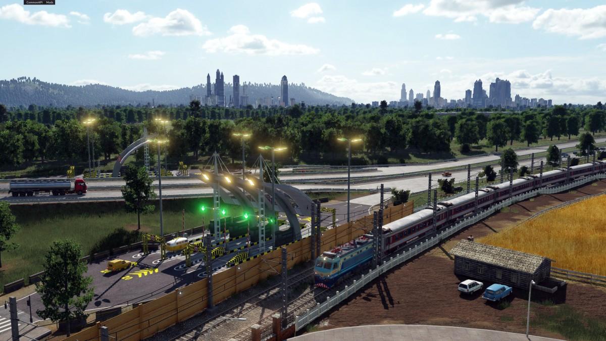City border