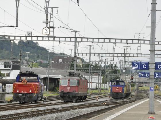 Em 923, Re 420 und Tm 232