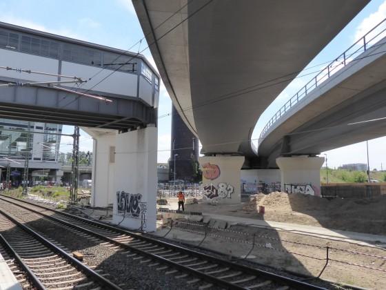 Berlin Ostkreuz Regionalbahnsteig Ru 4