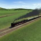 BR05 - Einfahrt Bahnhof 1900