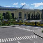 Am Bahnhofsvorplatz