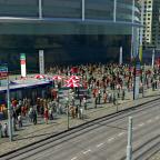 Rheintal Map - Eglisau TF-Arena Eröffnung