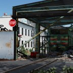[TpF1] Kids exploring abandoned depot with forgotten 2TE10UT