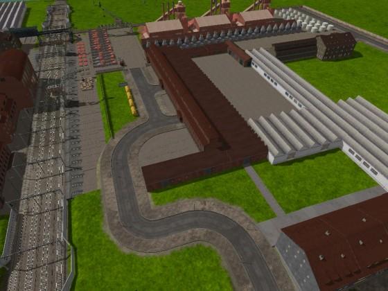Insel-Industriepark Nr.8