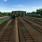 Das BW zwischen Güterstrecke und Personenstrecke