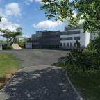 Bezirksschule Zofingen. Unterer Platz