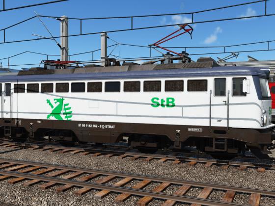 Steiermarkbahn repaint