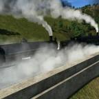 Züge am Semmering