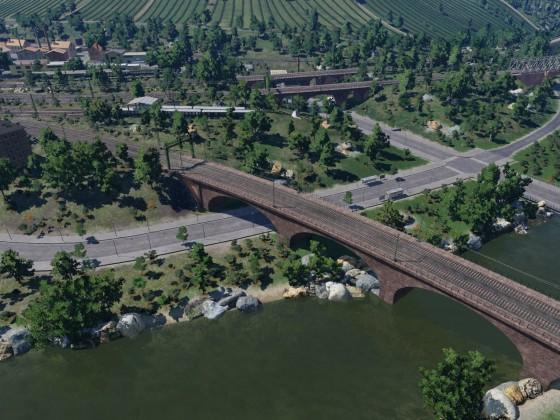 Die Brücken von Neustadt