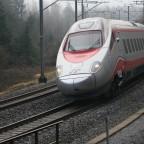 Trenitalia ETR 610 als EC Nach Milano Centrale