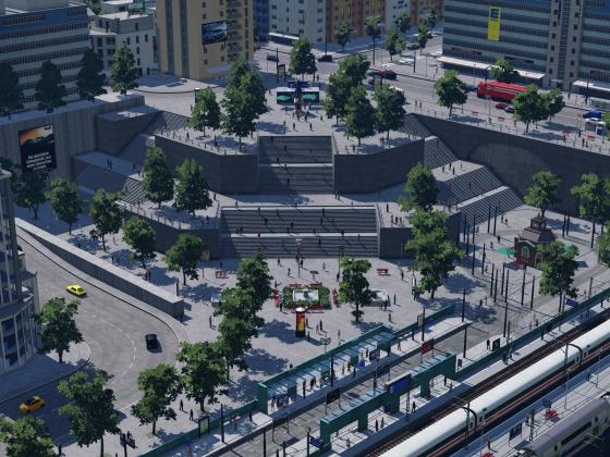 Luxemburger Platz